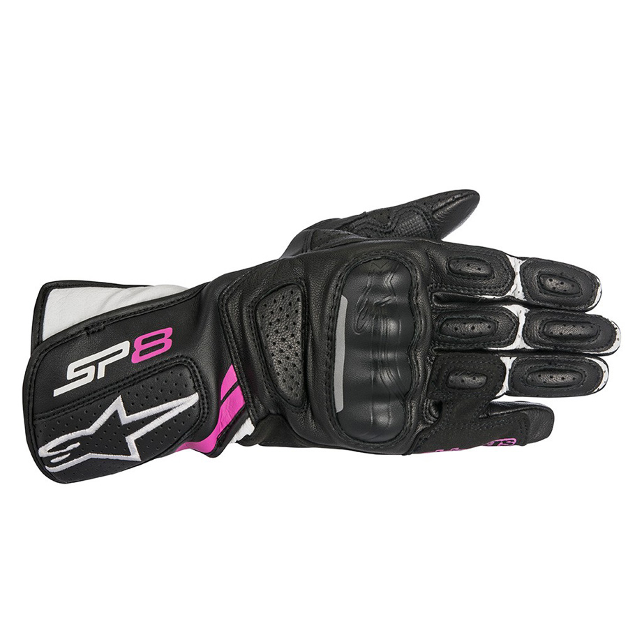 guantes alpinestars stella sp 8 v2 motorbike store. Black Bedroom Furniture Sets. Home Design Ideas