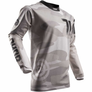 Camiseta Thor S7 Pulse Air Covert Sand - 1